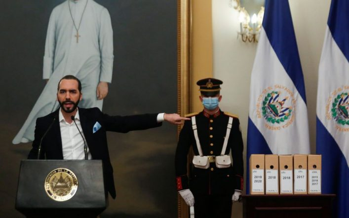 "Bukele raises anger in El Salvador after calling the peace accords a ""farce""  international"
