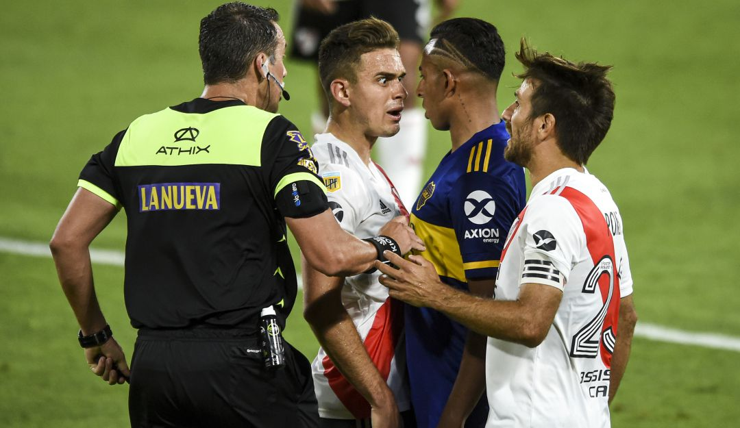 Colombia's Buka River: Boca and River tied 2–2 with huge fame from Colombians |  Sports