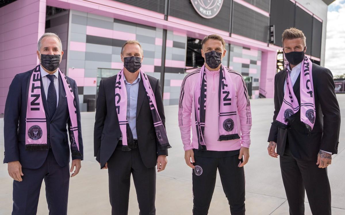 David Beckham criticized Inter Miami players in Rodo Pizarro's team