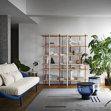 Find the shelves that best fit every space in the home