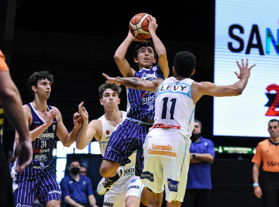 """Francisco Zostovic, the """"jewel"""" of Argentine basketball, will play in Italy"""