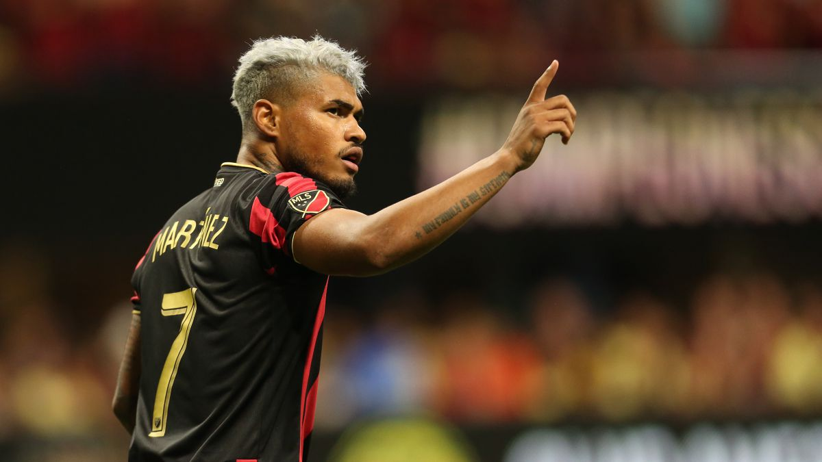 Joseph Martinez confirms that he feels like a footballer again