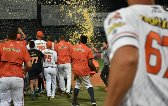 Karibis took out the broom and he is the champion of the Venezuelan League