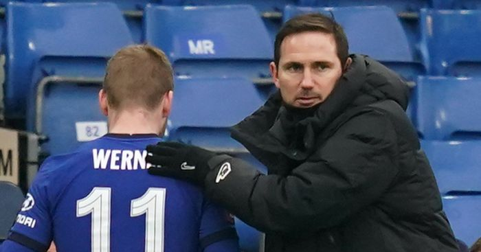 "Lampard talks about Chelsea's ""potential"";  Hints that he left the star due to the transfer"