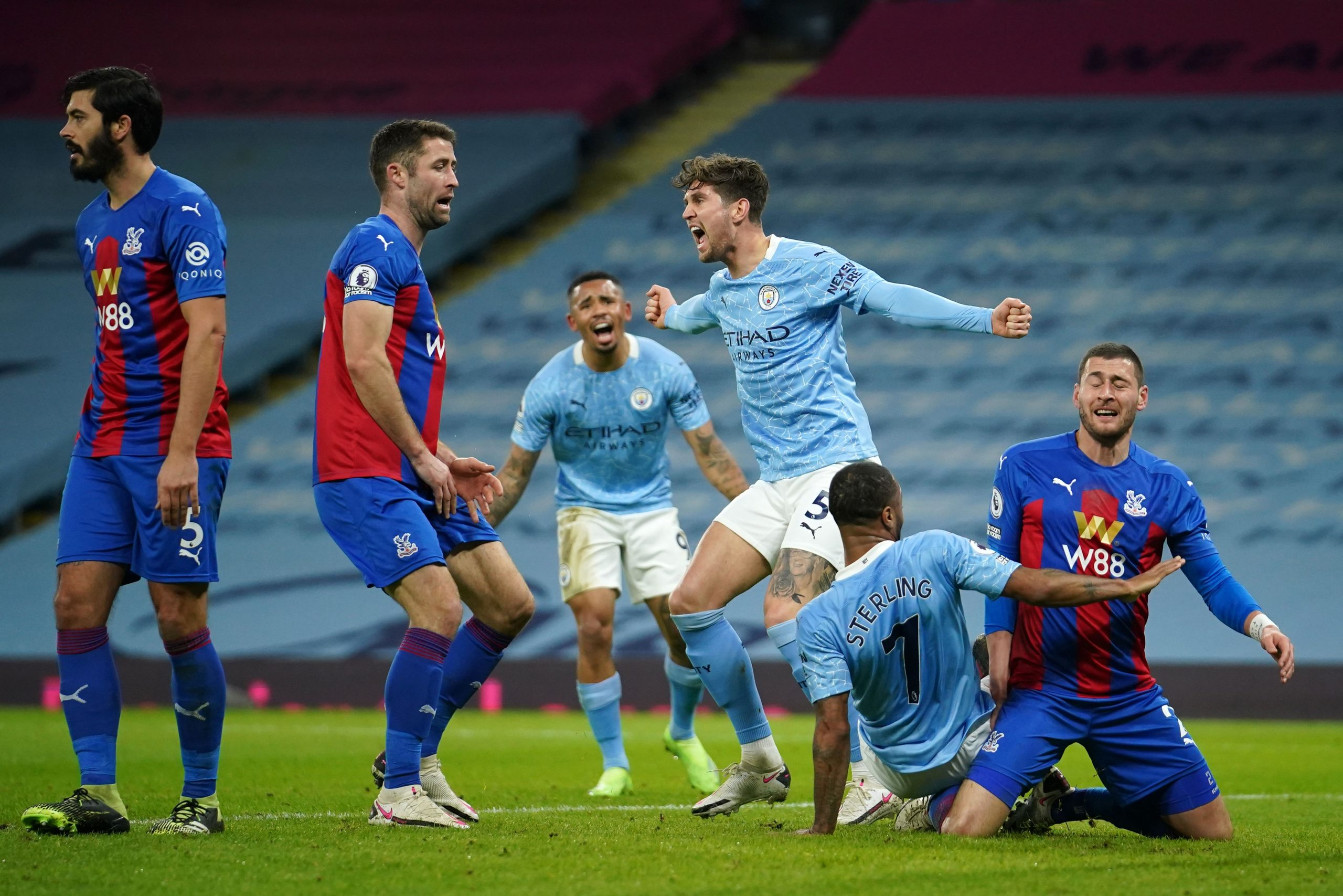 Manchester City 4-0 Crystal Palace Live broadcast!  Stones, Gundogan goals – latest score, Premier League matches broadcast, updates