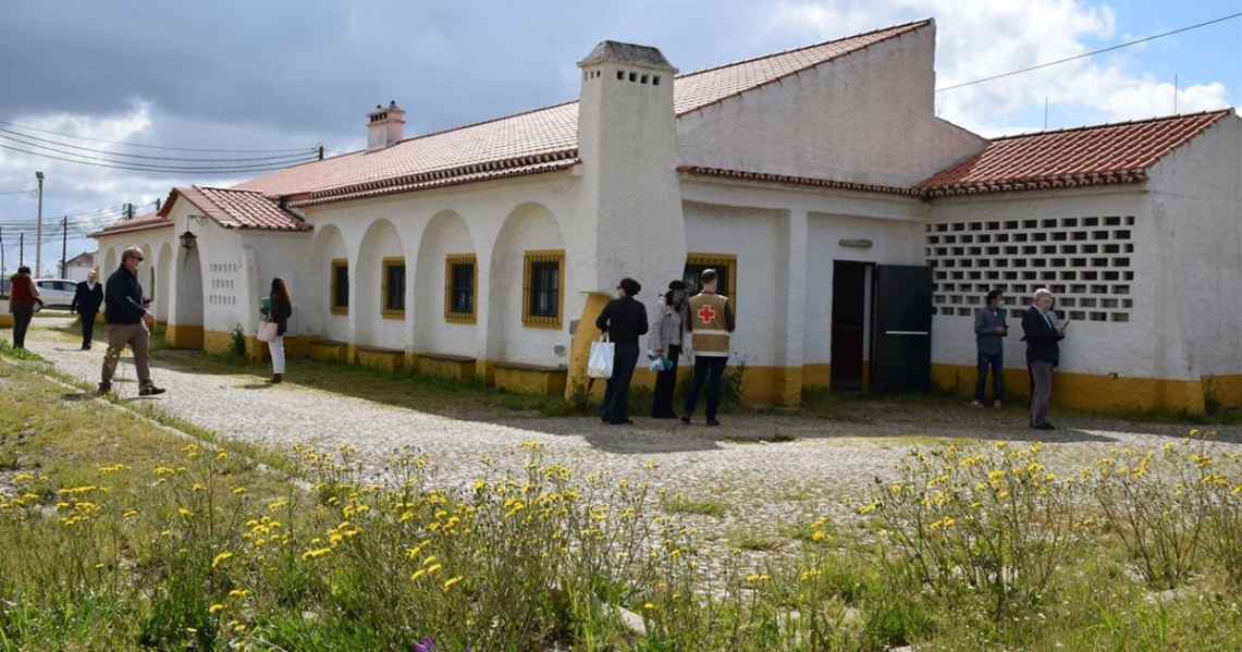 """""""Only one or two homeless people spend the night in the prepared place in Evora,"""" says the mayor (with voice)"""