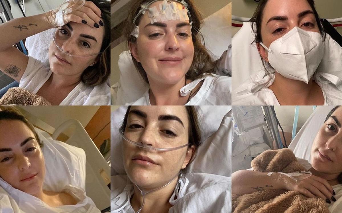 Patty Lopez de la Cerda was diagnosed with mobility impairment and epilepsy