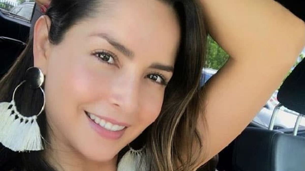 Precious: Carmen Villalobos crippled the net with a small bikini and even her husband was dazzled