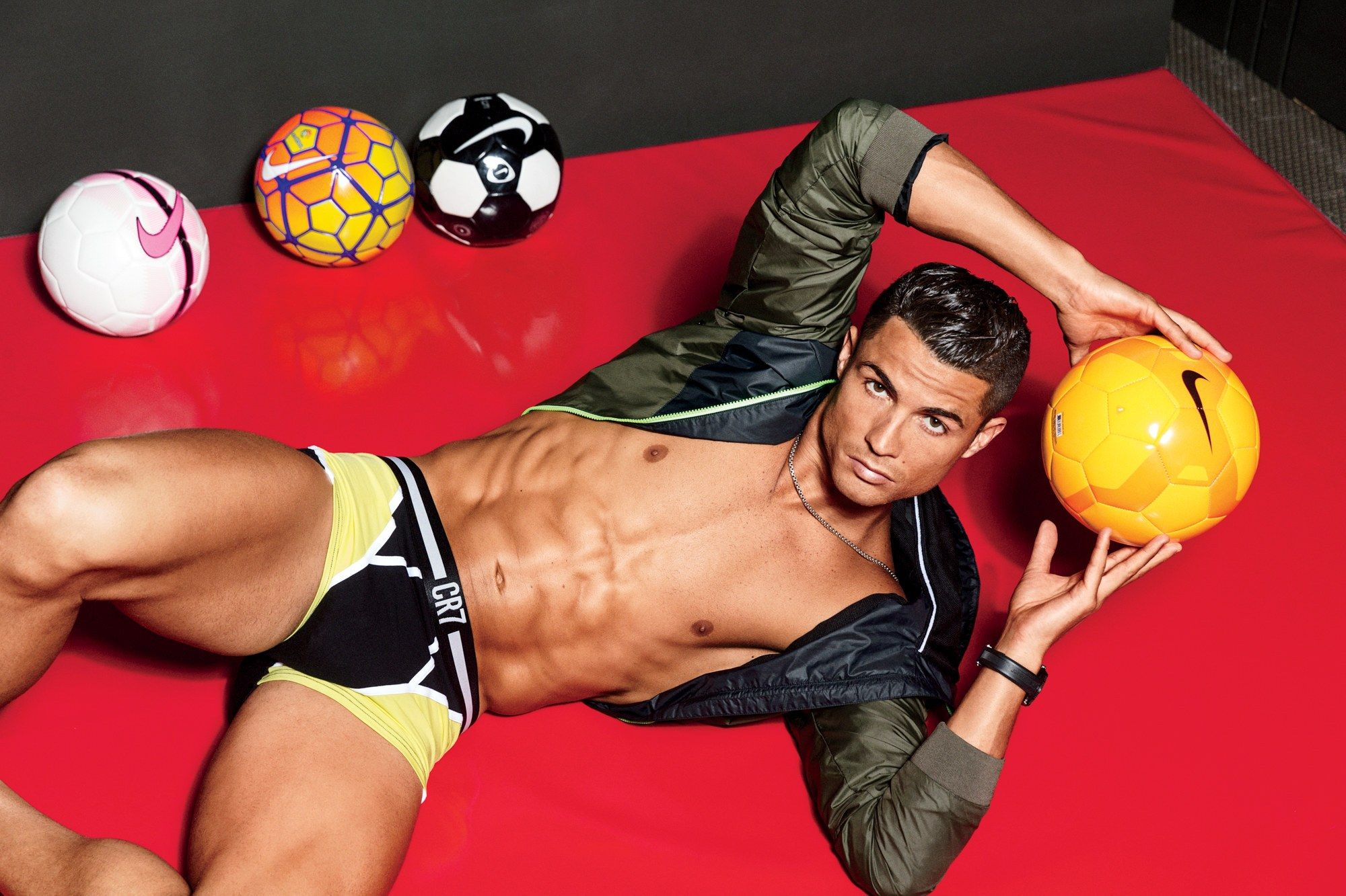 The Hottest Current Soccer Players
