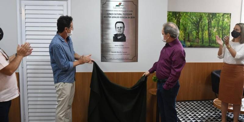 São Donato Hospital introduces a new space for academic health studies