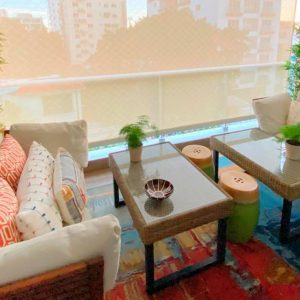Seven tips for making your balcony a comfortable space