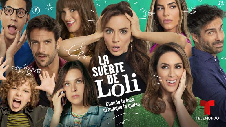 "Silvia Navarro in ""La Suerte de Loli"" – Interview"