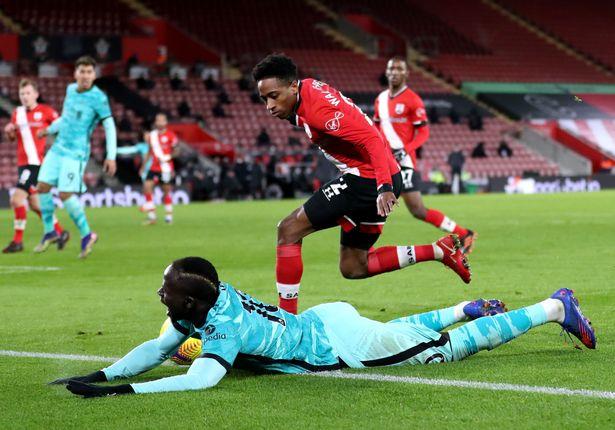 Klopp felt Liverpool should have won the penalty kick against Southampton.