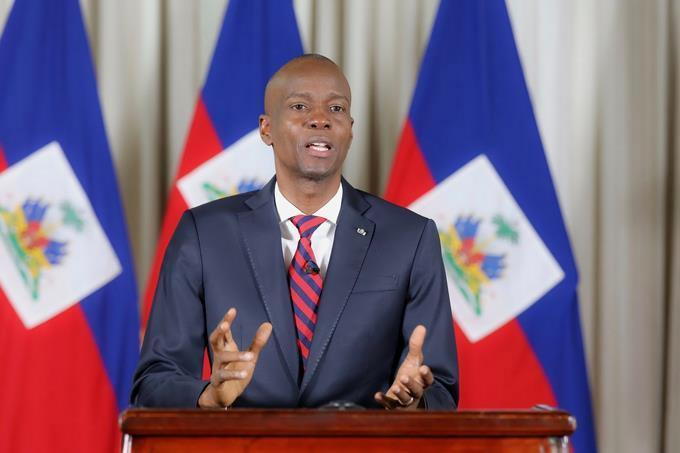 The Haitian Constitution reform proposes to abolish the Senate and the Prime Minister
