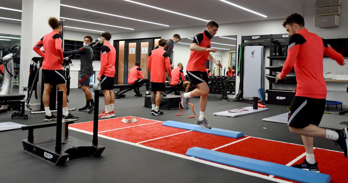 """The Liverpool Training Stadium modification provides the """"impetus"""" against Manchester United"""