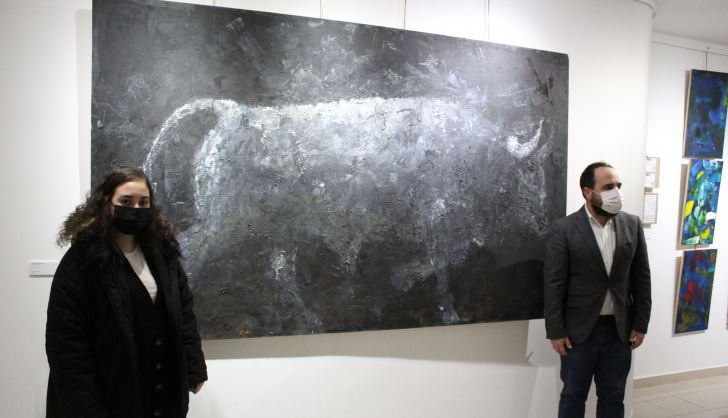 """The Young Space will host, until January 29th, the exhibition """"Exposición tauromaca"""", by Raquel de la Iglesia"""