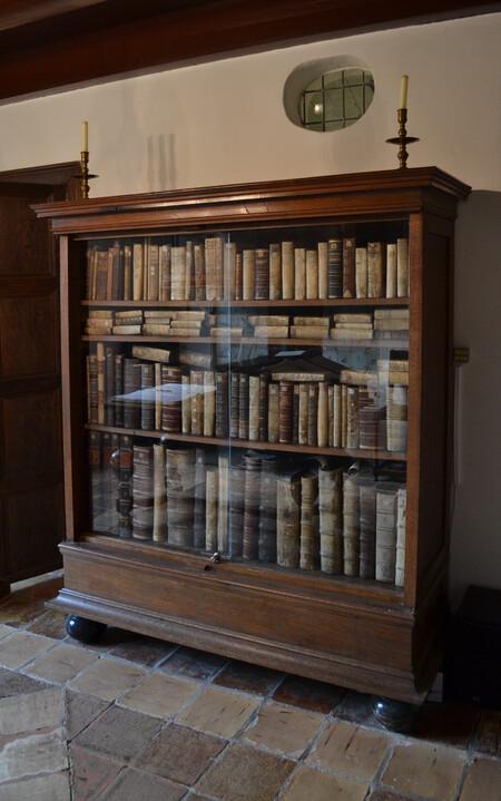 Spinozahuis Rijnsburg Library