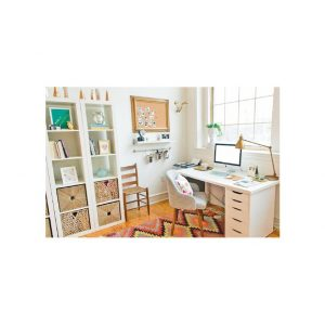 Tips for an ideal work space at home