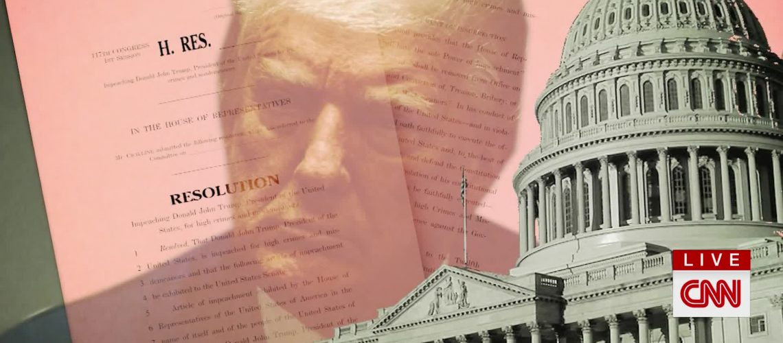 What if the Senate condemns Trump?