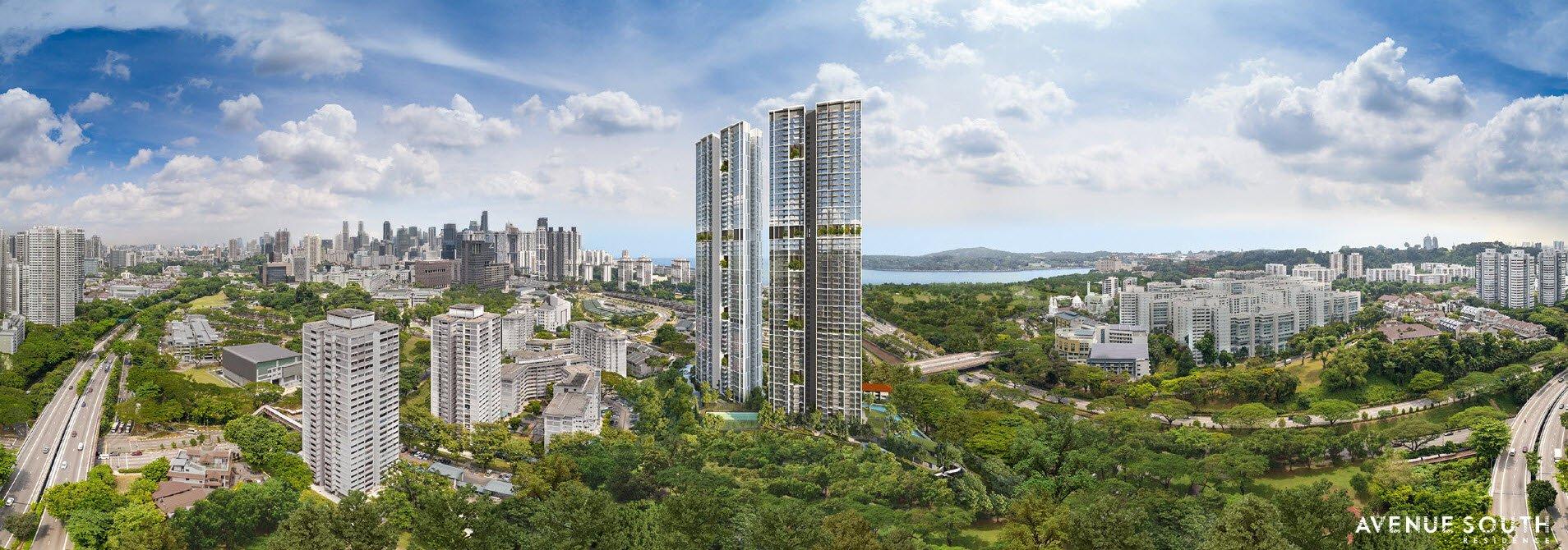 Avenue South Residence Developer