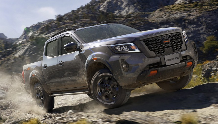 The new Nissan Frontier model has arrived in Guatemala