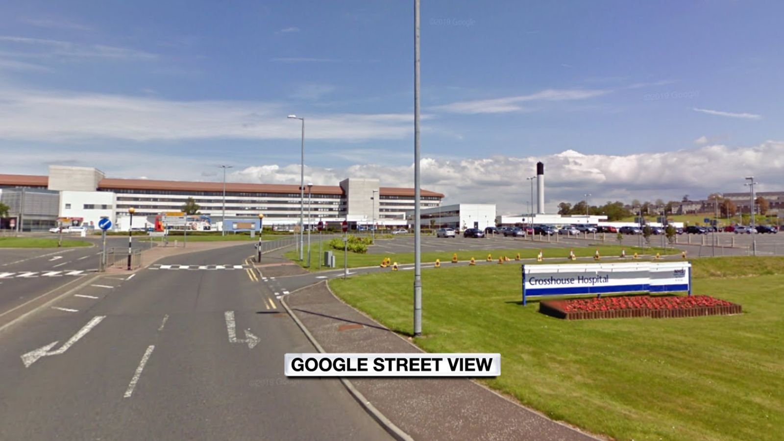 """Hospital closed after """"two serious accidents"""" in Kilmarnock 