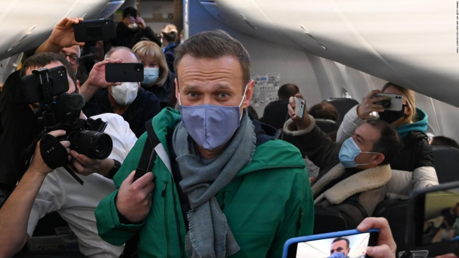 """They announced the """"sudden"""" death of the doctor who treated Navalny"""