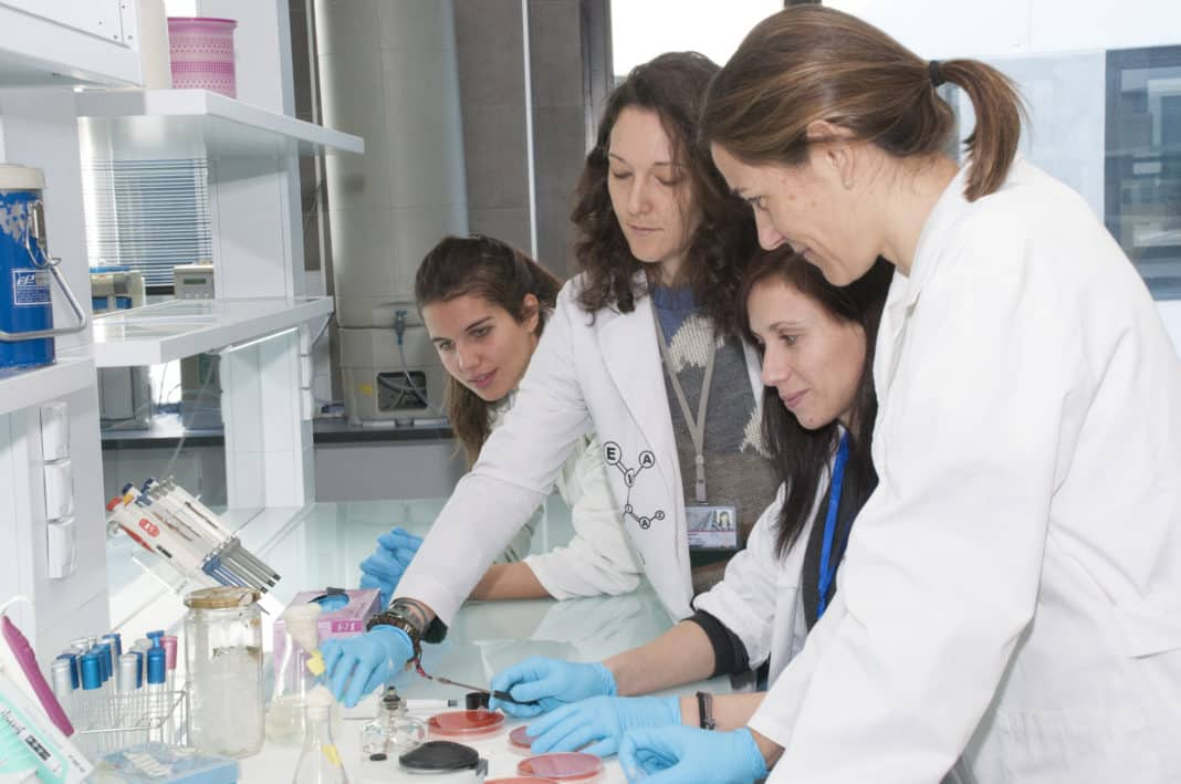 Regional Scholars / URJC promotes the role of women in science in the classroom