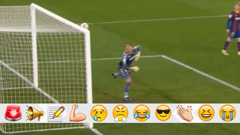 Real Betis vs Barcelona – La Liga: If even Trujillo could score like that …