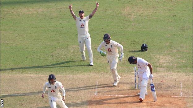 England celebrates Rohit's share
