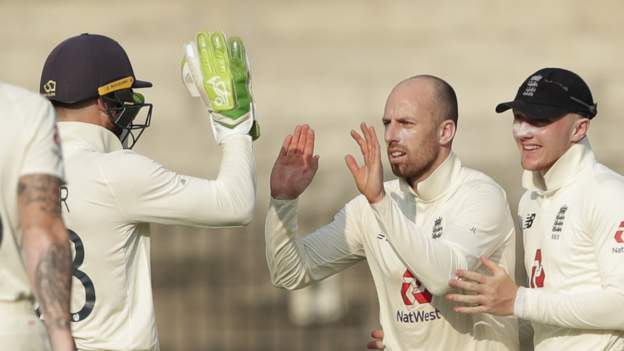 England in India: Go Root campaign for victory in Chennai