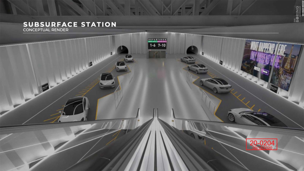 Elon Musk can build tunnels in Miami
