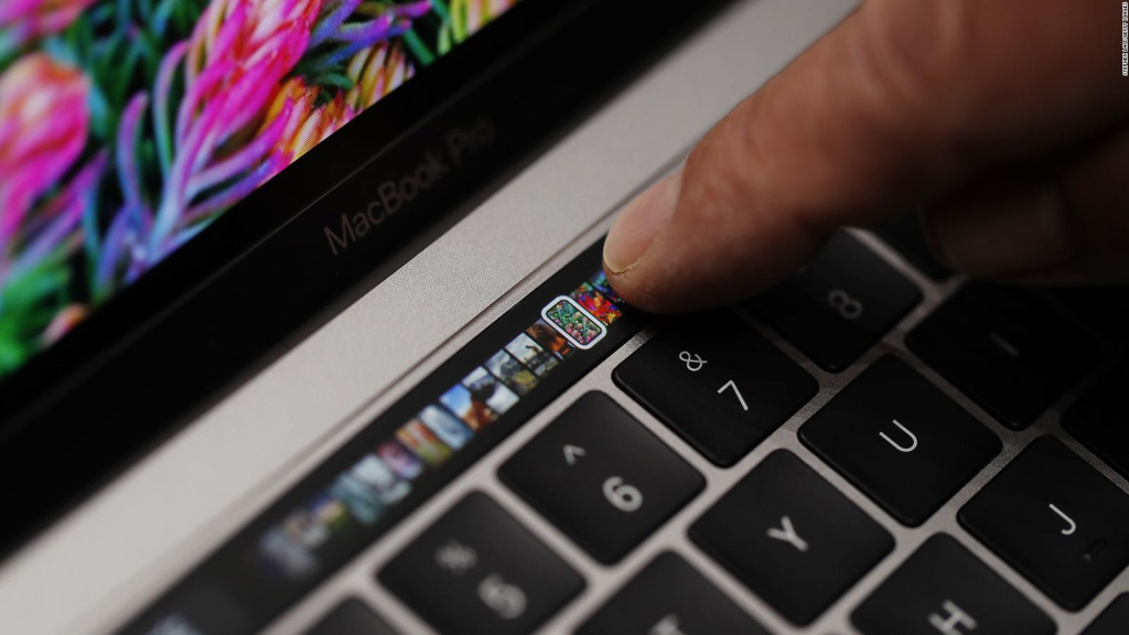 Apple can remove the Touch Bar