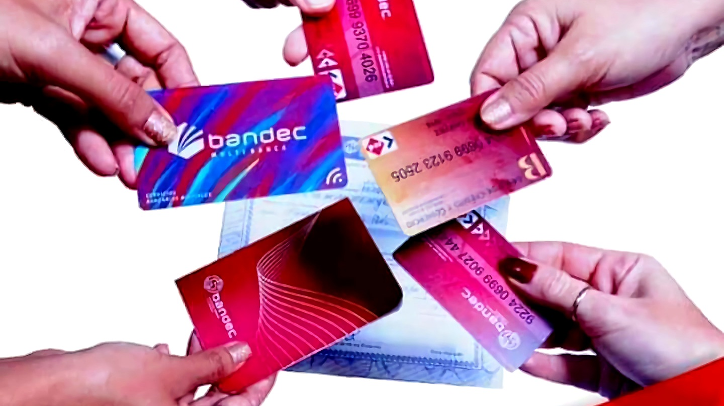 Bandec is offering discounts on purchases with magnetic cards for February 14th