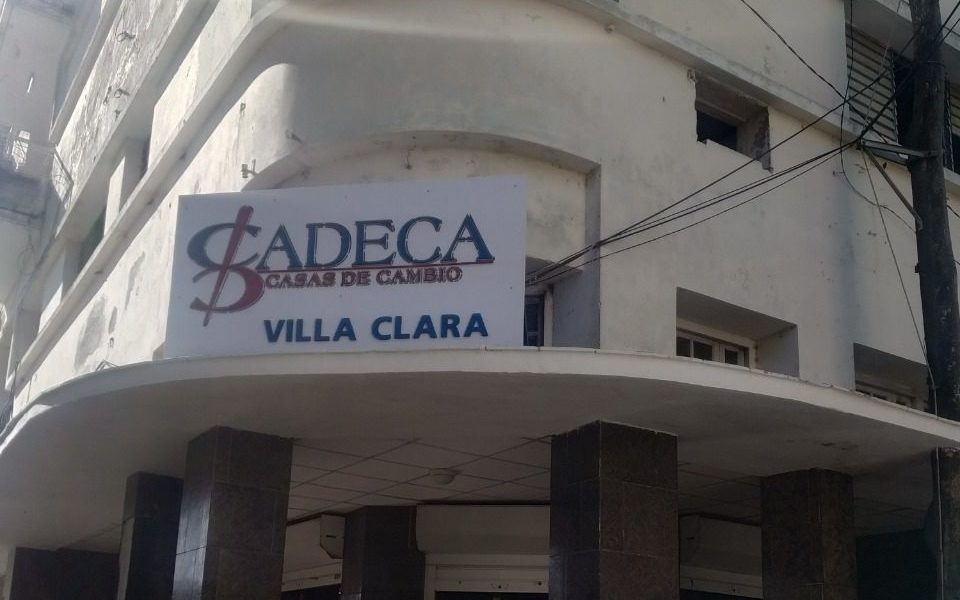 "CADECA is being ""transferred"" to Cuba in the absence of dollars and the abolition of CUC"