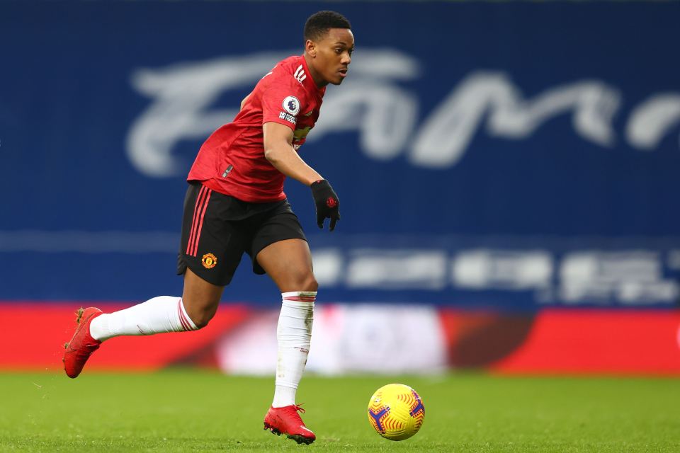 Martial struggled for his form this season, but remained a key player in the Manchester United squad