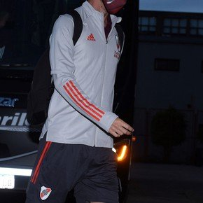 Officially: Nacho Fernandez leaves the river