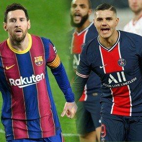 Messi's manic match: Barcelona and TV timing - Paris Saint-Germain