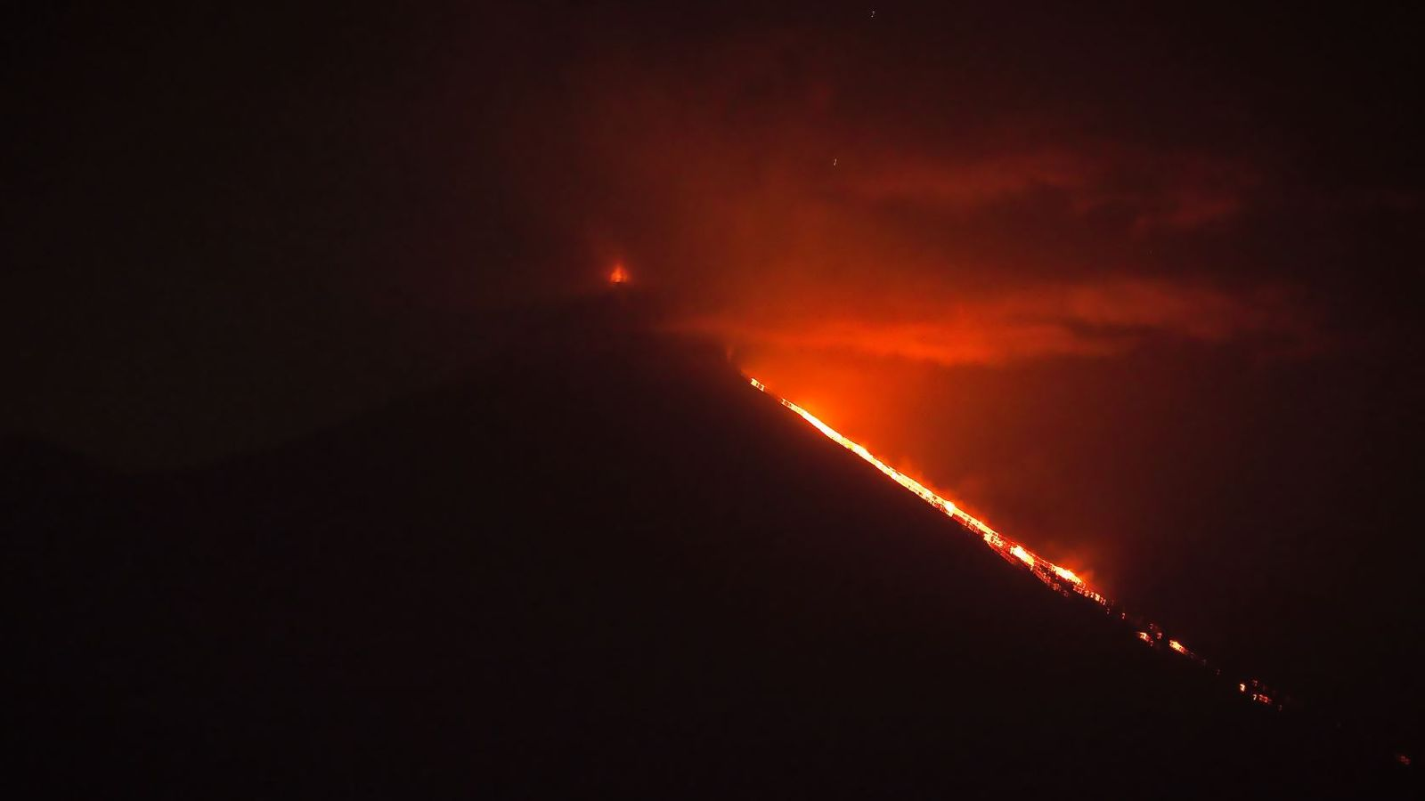 Guatemala: Nowhere to hide – hundreds of thousands live in the shade of three volcanoes  world News