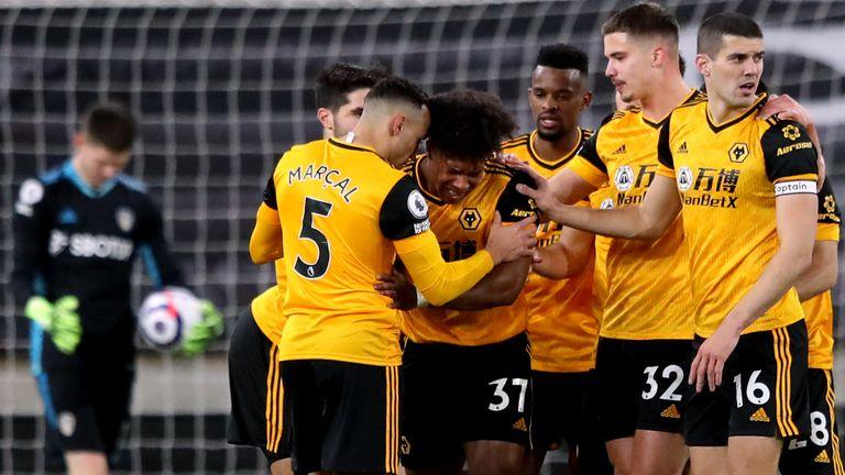 Wolves 1 – 0 Leeds