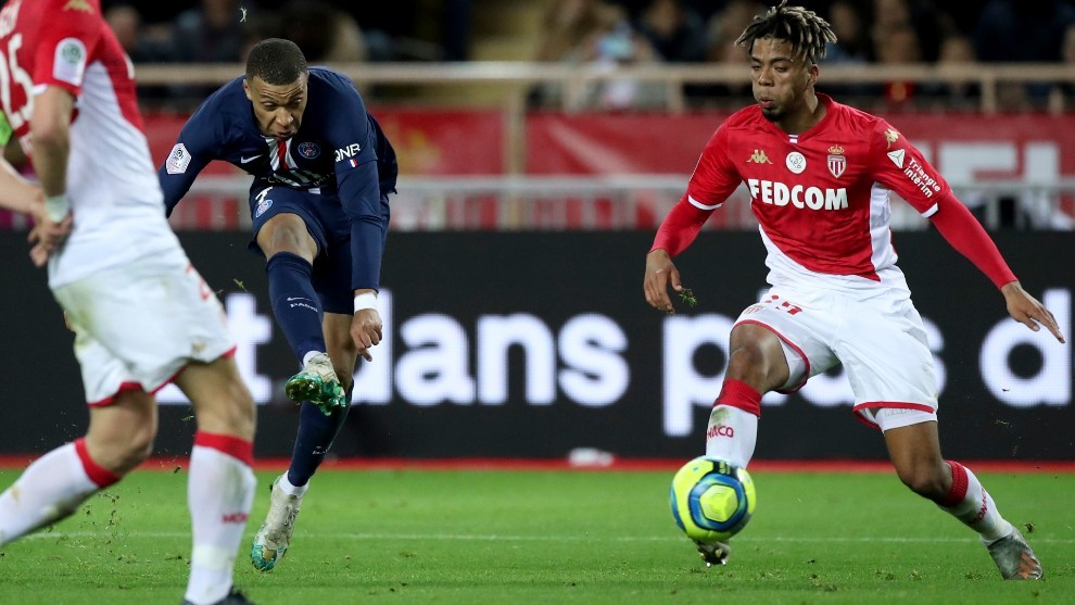 Today's matches: Paris Saint-Germain vs Manaco: A video summary, the result and goals of the Ligue 1 match