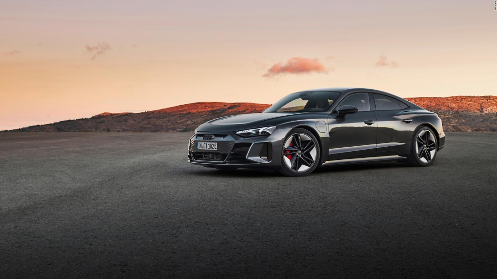 This is the new luxury electric vehicle coming from Audi