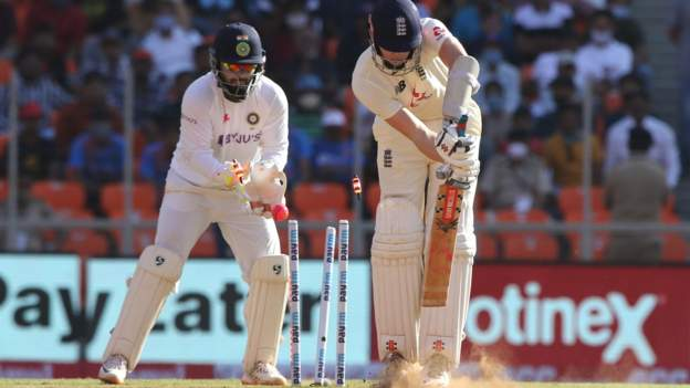 India vs England: The hosts won an amazing third Test in two days