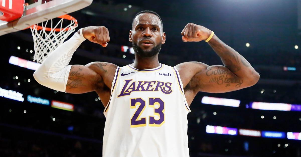 The science that connects LeBron James to the message of perseverance