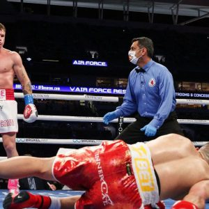 Canelo beat Yirildim by TKO and will now face Billy Joe Saunders |  Total Sports