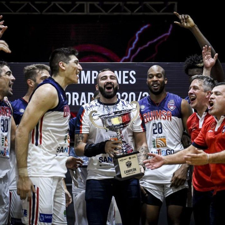 It is the second trophy of santiagueños in four months.