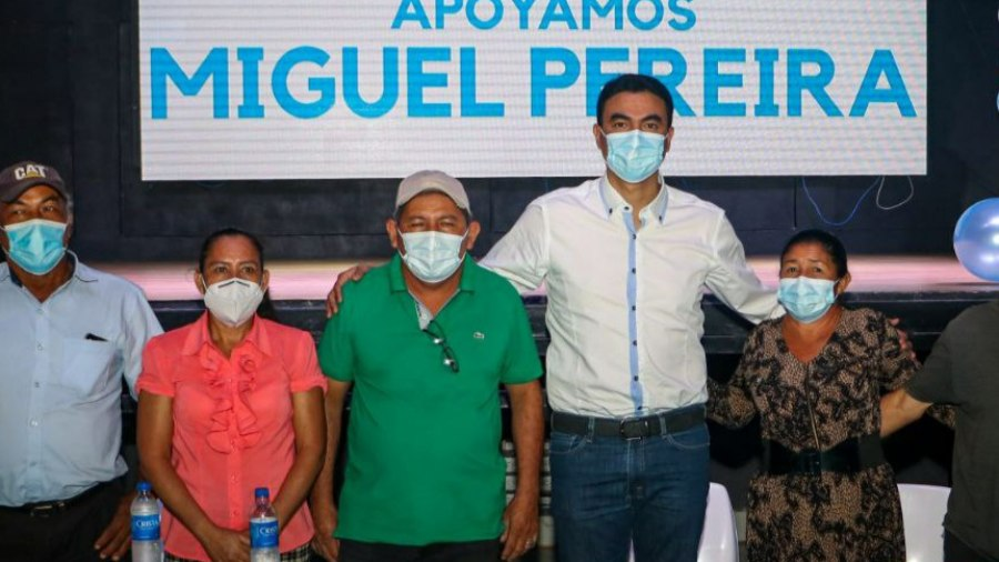 Activists of New Ideas reject Will Salgado and offer their support to Miguel Pereira, from the FMLN    News from El Salvador