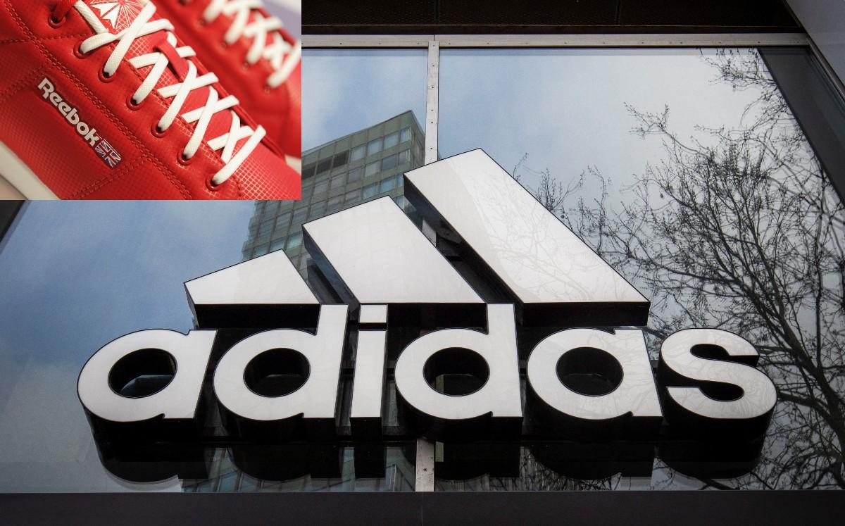 Adidas sells Reebok for a refund