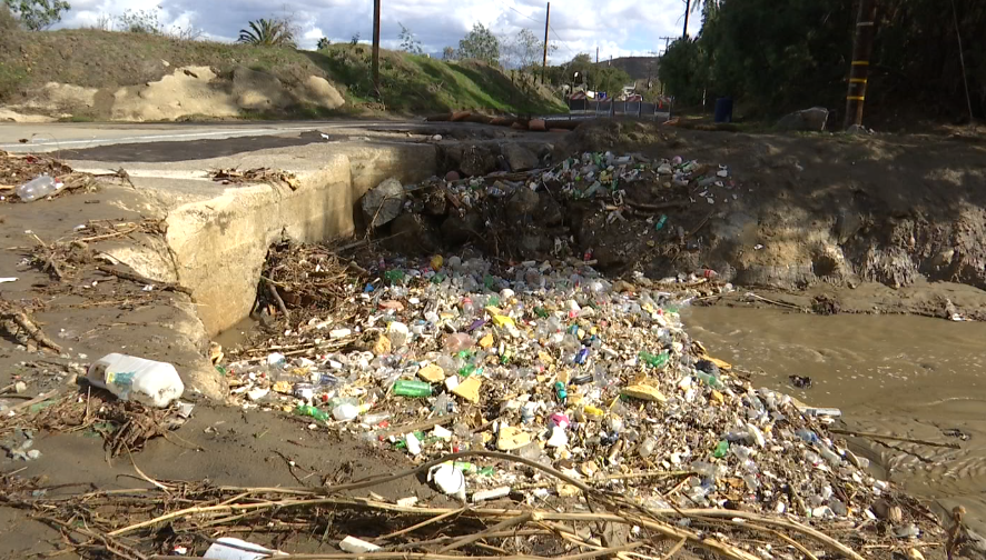 Announcing a public health crisis in the Tijuana River – Telemundo San Diego (20)