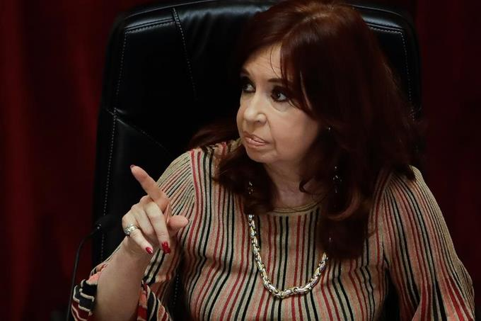 Argentine justice suspends the double pension for life for Cristina Fernandez